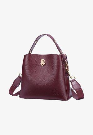 RILEY - Håndtasker - bordeaux