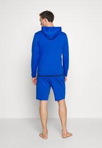 Calvin Klein Underwear - SLEEP SHORT - Pantalón de pijama - blue - 2