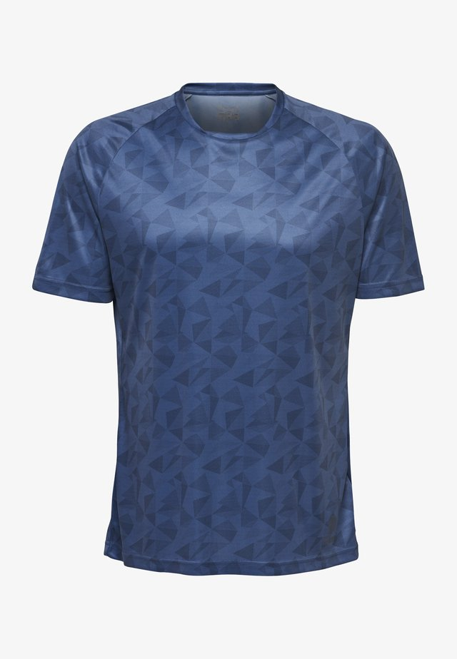 HMLACTIVE  - T-shirt print - ensign blue