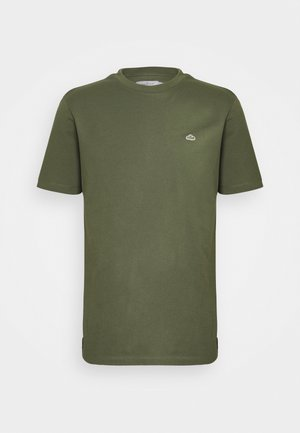 TOM - Basic T-shirt - khaki