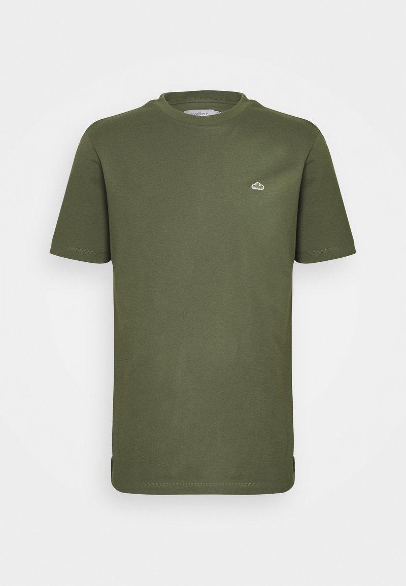 The GoodPeople - TOM - T-shirt basic - khaki