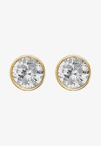 CHRIST - Earrings - gold-coloured - 1