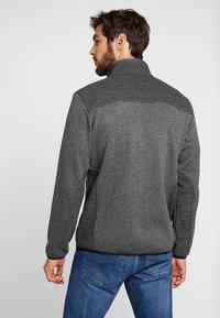 CMP - MAN JACKET - Fleece jacket - antracite - 2