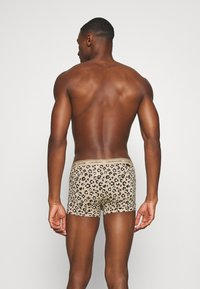 Calvin Klein Underwear - TRUNK 2 PACK - Pants - black - 1