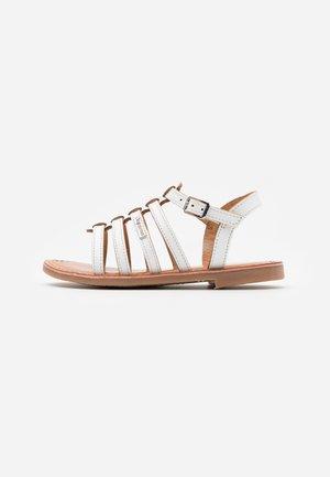 MONGUE - Sandals - blanc
