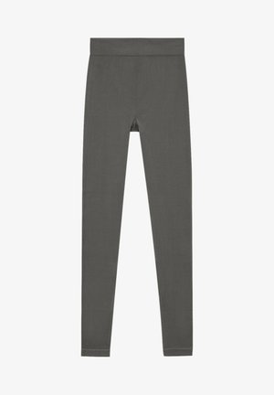 BASIC IM COMFORT-FIT - Leggings - Trousers - black