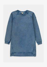 Esprit - Jersey dress - blue medium washed - 0