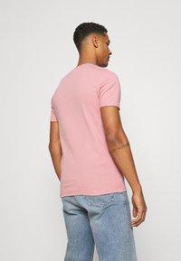 G-Star - BASE 2 PACK - T-shirt - bas - dusty rose - 2