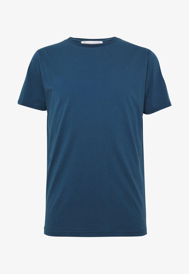 BY GARMENT MAKERS - UNISEX THE ORGANIC TEE - Basic T-shirt - blue