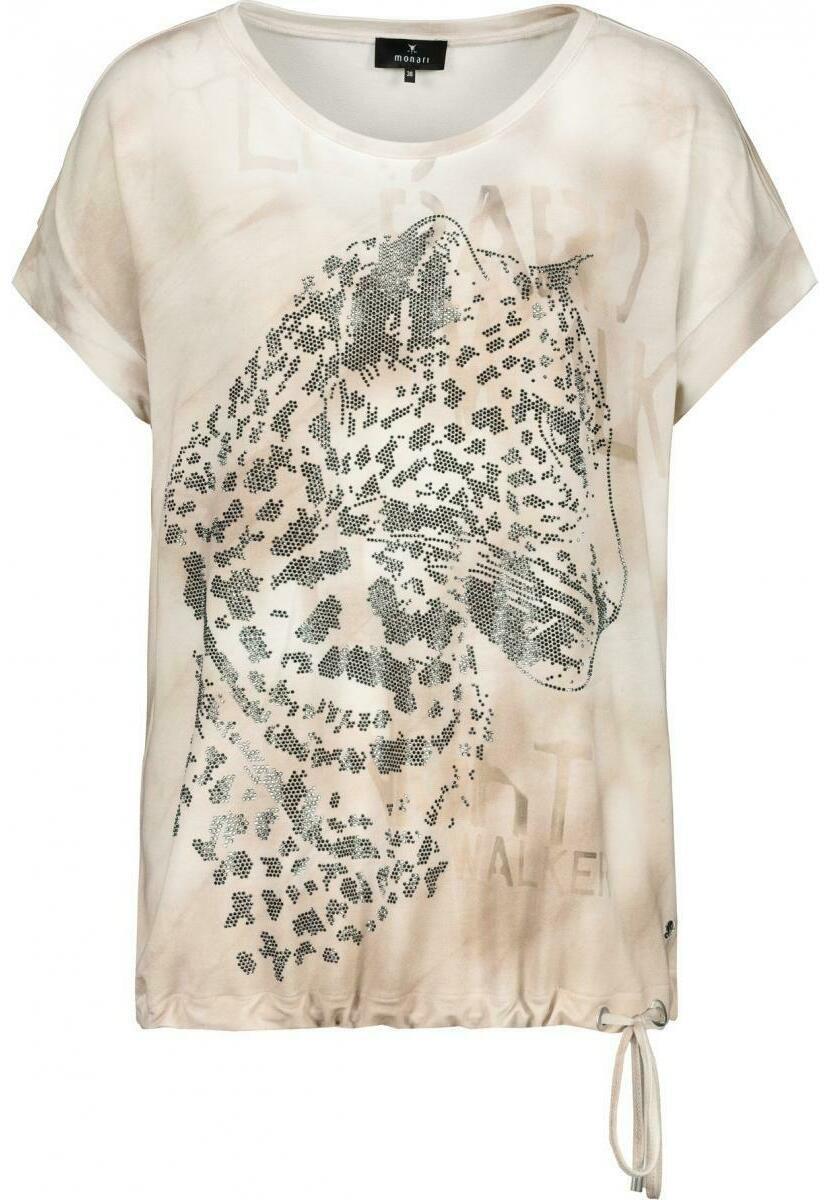 Damen MIT STRASSELEMENT - T-Shirt print