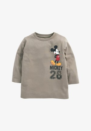 DISNEY MICKEY MOUSE - Long sleeved top - grey
