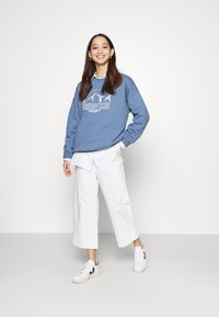 Topshop - ENERGY  - Sweatshirt - blue - 1