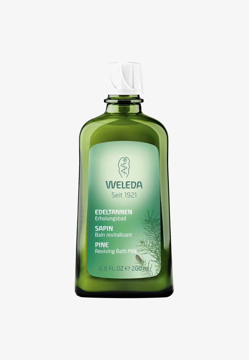 Weleda - PINE REVIVING BATH MILK - Kosmetyki do kąpieli - -