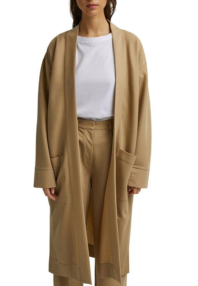 Esprit Collection - Cardigan - beige