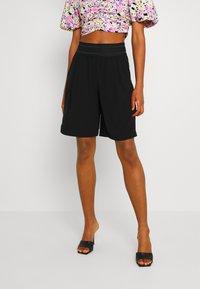 ONLY - ONLALEX LIFE LONG - Shorts - black - 0