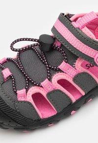 Color Kids - TOE CAP UNISEX - Walking sandals - morning glory - 5