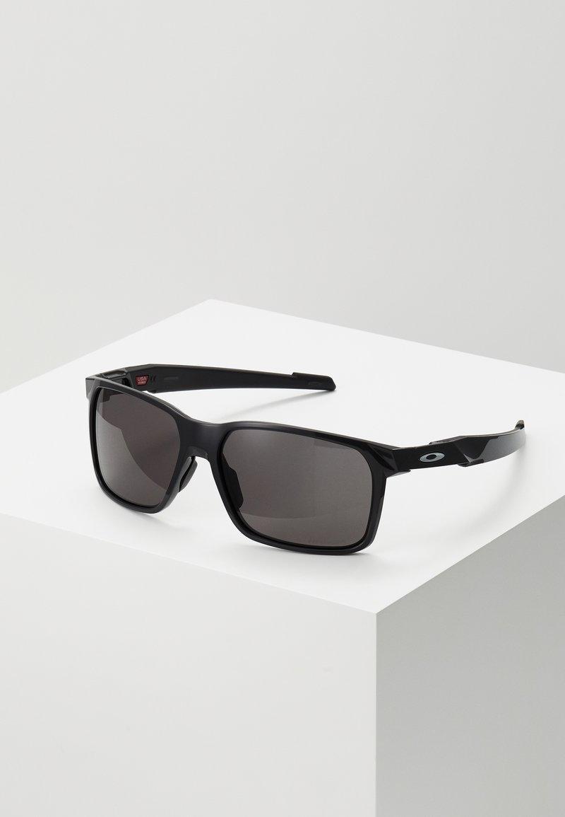 Oakley - PORTAL UNISEX - Sunglasses - carbon/grey