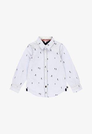 Formální košile - print