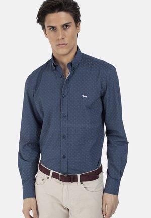 Overhemd - blu scuro