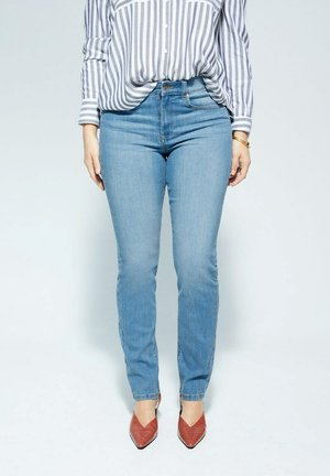 SUSAN - Slim fit jeans - mittelblau