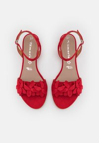 Tamaris - Sandals - lipstick - 5