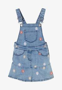 s.Oliver - Denim dress - blue - 1