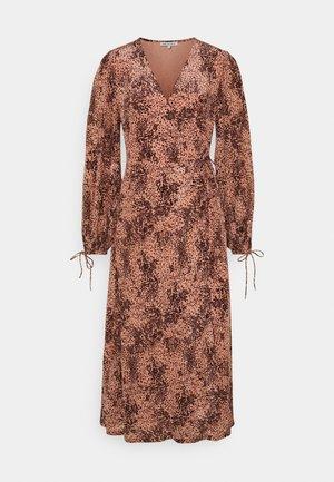 FIFI DRESS - Day dress - painted leopard