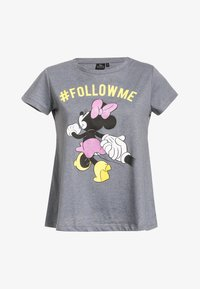 Nastrovje Potsdam - DISNEY, MICKEY MOUSE - Print T-shirt - dunkelgrau - 4