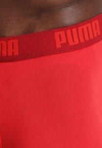 Puma - BASIC 2 PACK - Culotte - red - 4