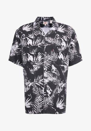 SAFARI  - Overhemd - archie mineral black