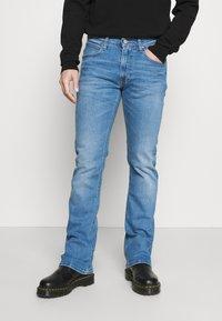 Lee - TRENTON - Straight leg jeans - jaded - 0
