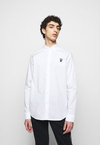 KARL LAGERFELD - SHIRT CASUAL - Shirt - white - 0
