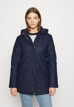 DOWNTOWN CALLING - Parka - mood indigo