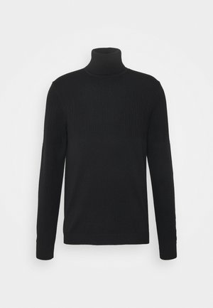 SISEON - Jumper - black