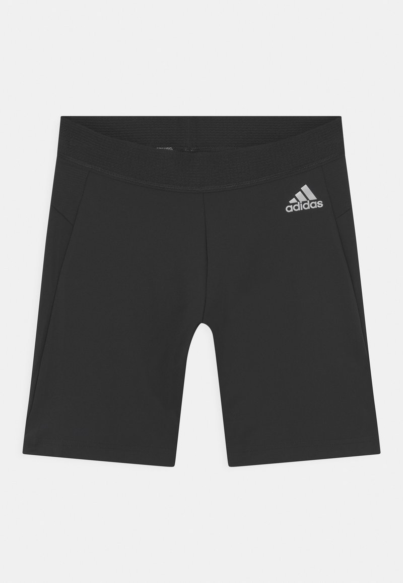 adidas Performance - TECH-FIT UNISEX - Pants - black