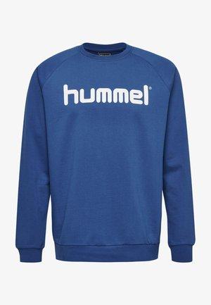 HMLGO KIDS  - Sweatshirt - blue