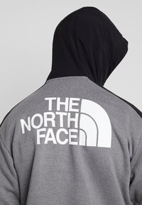 The North Face - GRAPHIC HOOD - Hoodie - medium grey heather - 4