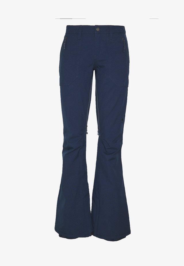 VIDA ROSE BROWN - Pantalon de ski - dress blue