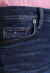 Tommy Hilfiger - DENTON - Straight leg jeans - new dark stone - 3