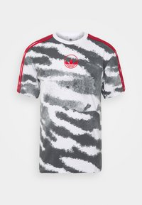 adidas Originals - ZEBRA - Print T-shirt - white - 0