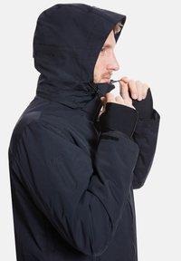 Jeff Green - BERGEN - Snowboard jacket - black - 2