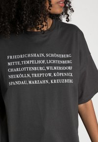 Even&Odd - T-shirts print - anthracite - 4