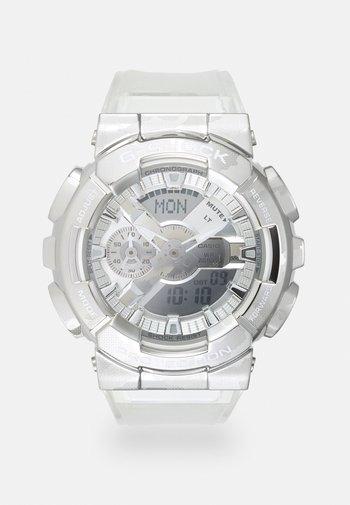 CAMO - Digital watch - transparent