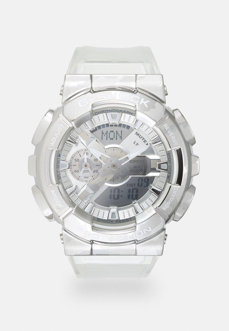G-SHOCK - CAMO - Digitaal horloge - transparent