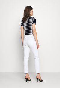 comma casual identity - Slim fit jeans - white - 2