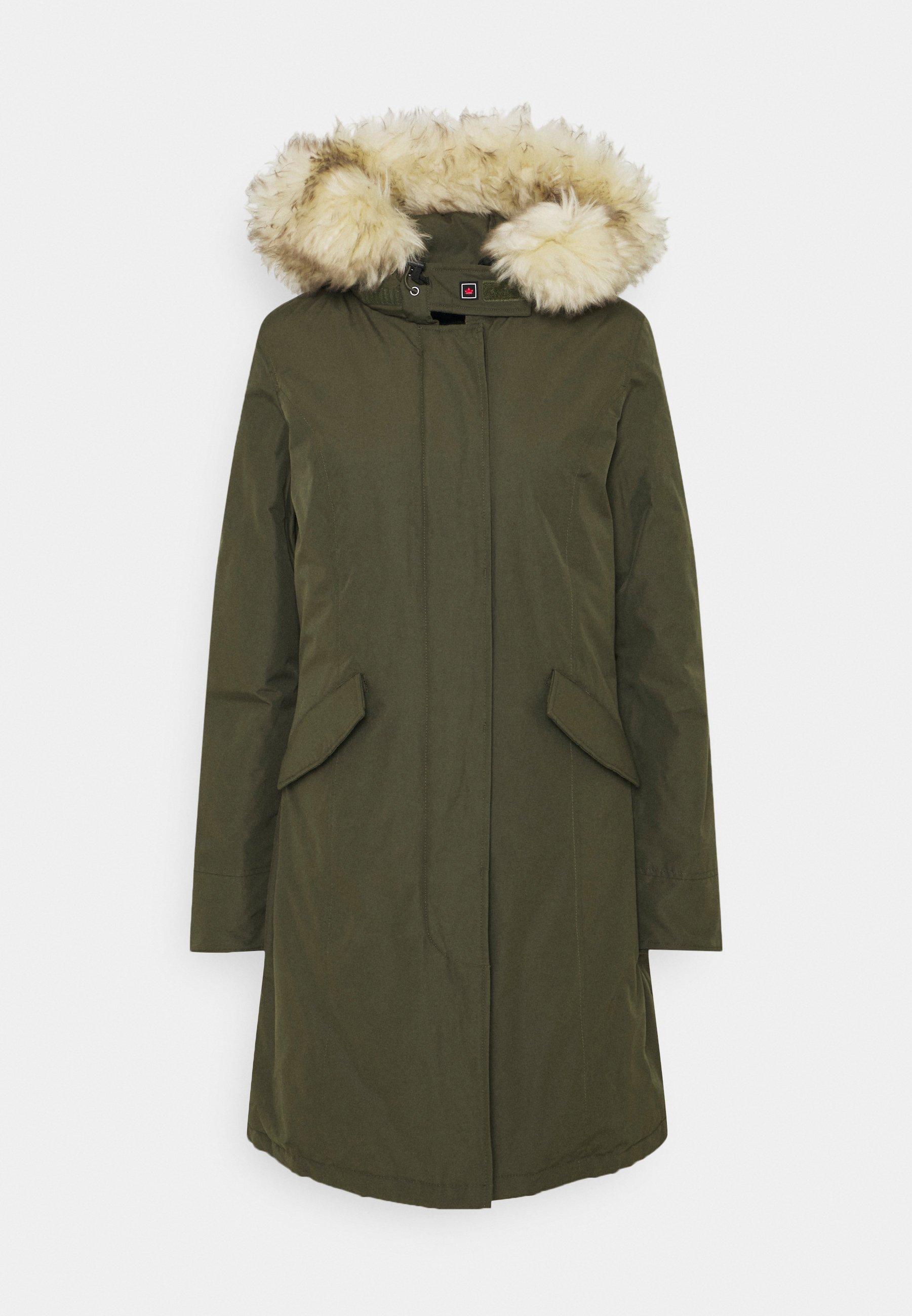 Women FUNDY BAY LONG  - Down coat