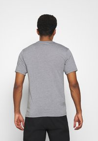 Fox Racing - PREDATOR TECH TEE - Print T-shirt - heather graph - 2