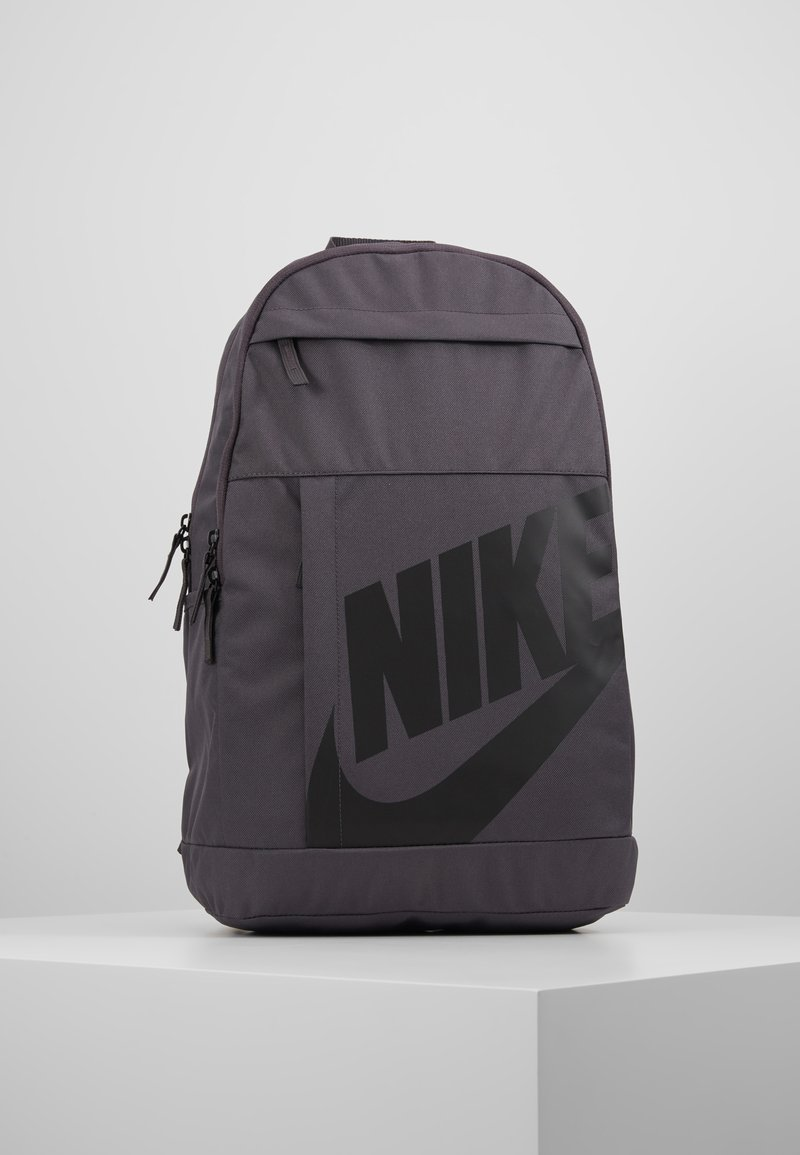 Nike Sportswear - ELEMENTAL UNISEX - Mochila - thunder grey/black