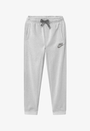BOTTOM - Tracksuit bottoms - light grey