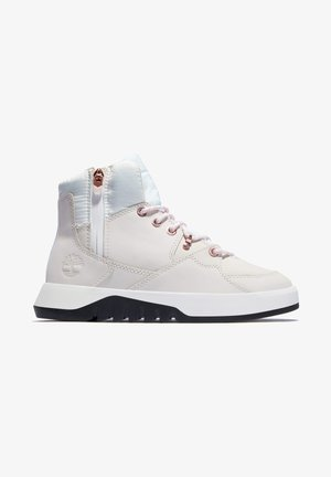 SUPAWAY  - High-top trainers - bright white